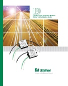 LED Lighting SPD Design & Installation Guide - Littelfuse Online Catalogs